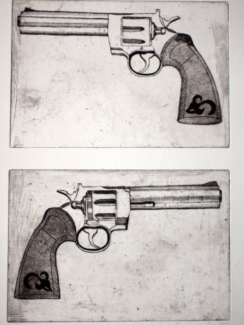 guns with mark of eld